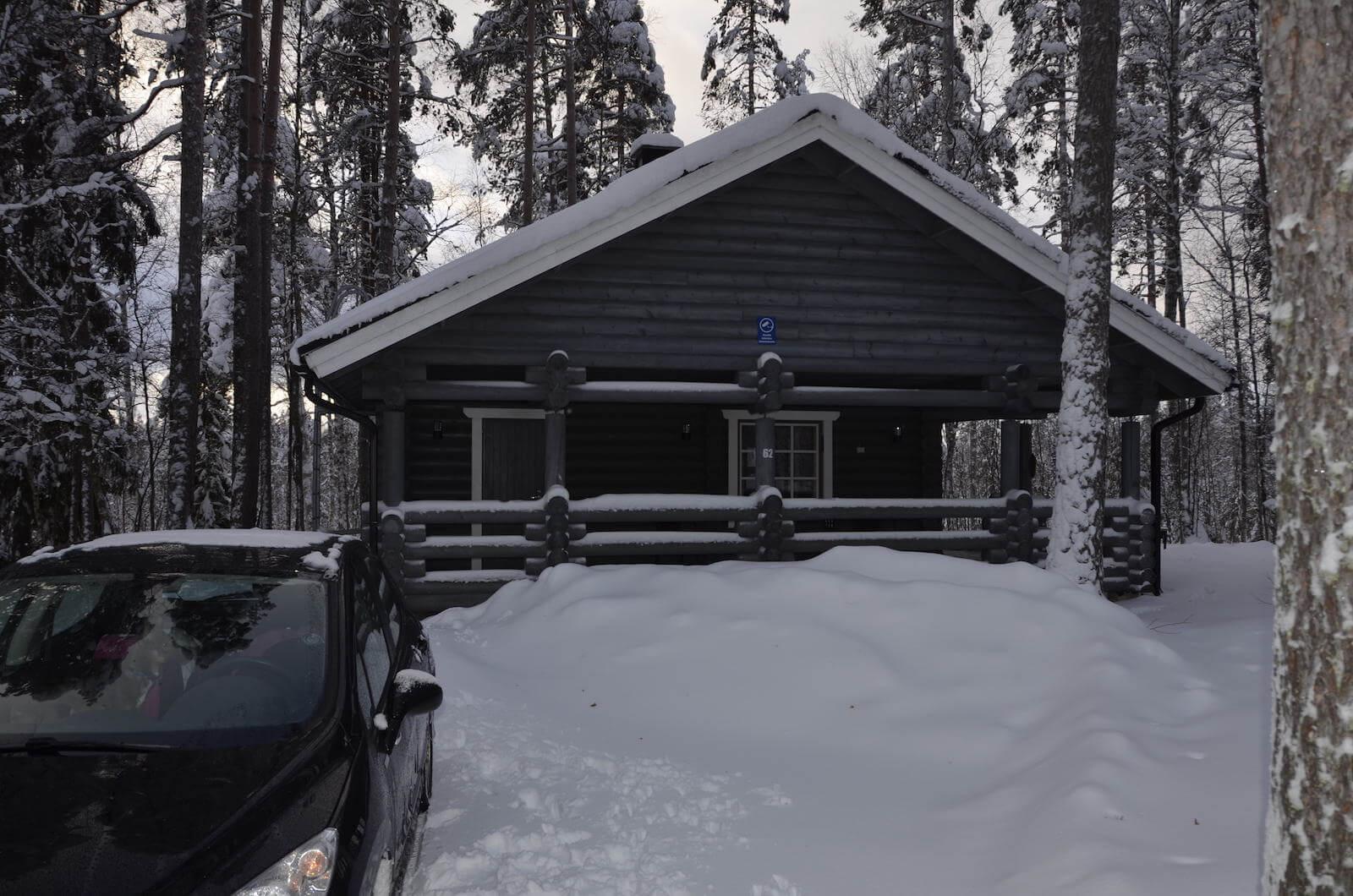 Ruokolahti Cottage H62